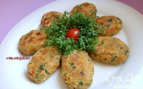 Биточки из форели | Кулинарные рецепты от «Едим дома!»