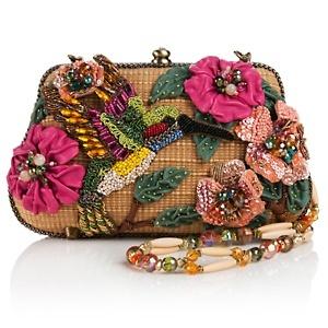 Mary Frances Beaded 'Sweet Nectar' Bag ..Gorgeous