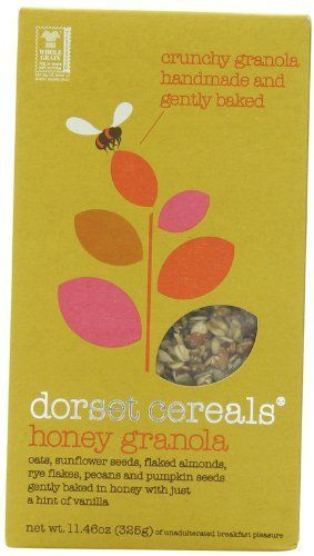 dorset cereals – Honey Granola, unadulterated breakfast pleasure, 11.46 oz (Pack…
