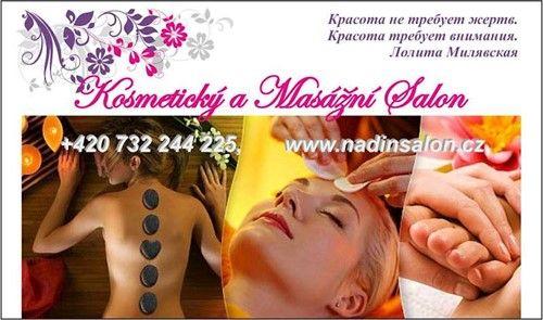 Kadeřnictví & Kosmetika Nadin - Salóny krásy v Praze - Webový portál LadyPraha