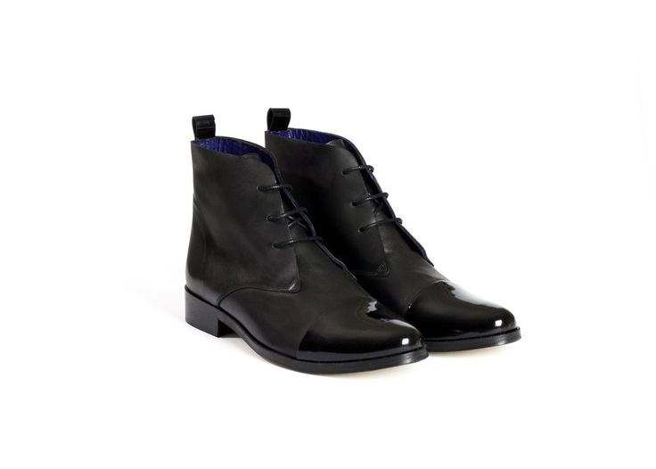 Lace-up Ankle Boots—ONLY ONE SIZE LEFT! #Anaki #boots ON SALE TILL 30TH JUNE