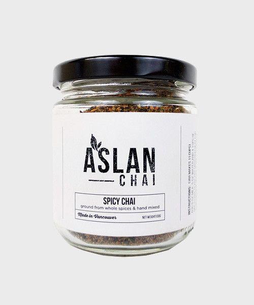 Tea  |  Aslan Chai