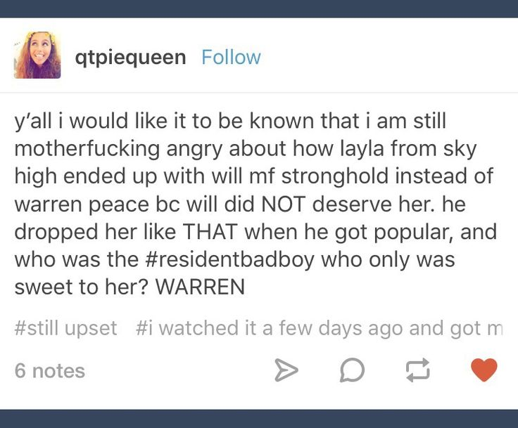 I SHIP WARREN AND LAYLA SO MUCH MORE THAN MOTHERF'ING WILL WEAKGRIP