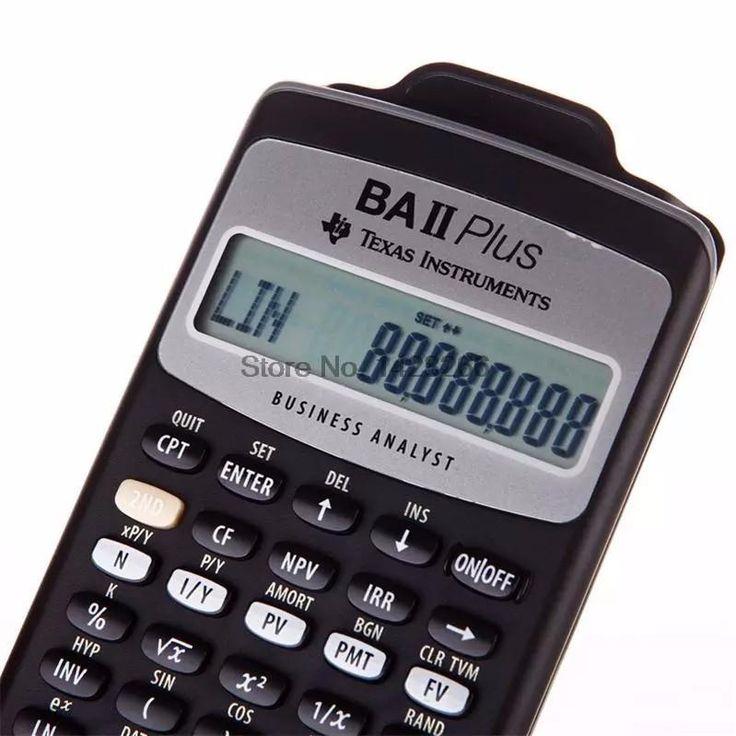 Nice calculator 12 digit business financial calculator