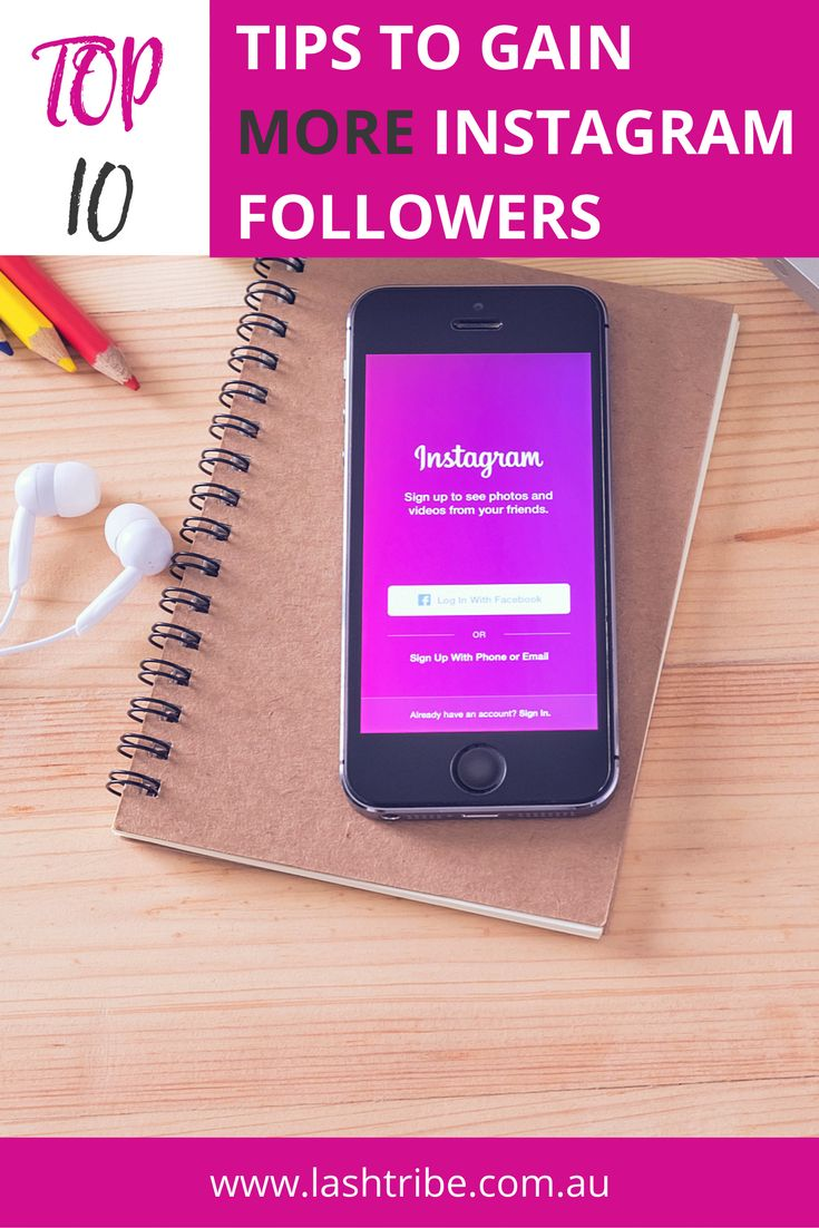 "Tip no. 2: . The most natural way to gain new followers is to like lots of random pictures from your feed and photos that you're interested in and comment on other users' photos. And don't just leave them a "" great "".  Learn 9 more ways to grow your Instagram followers today."