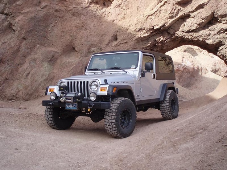 2005 Jeep Wrangler Unlimited Rubicon, 2005 Jeep Wrangler Rubicon Unlimited picture, exterior