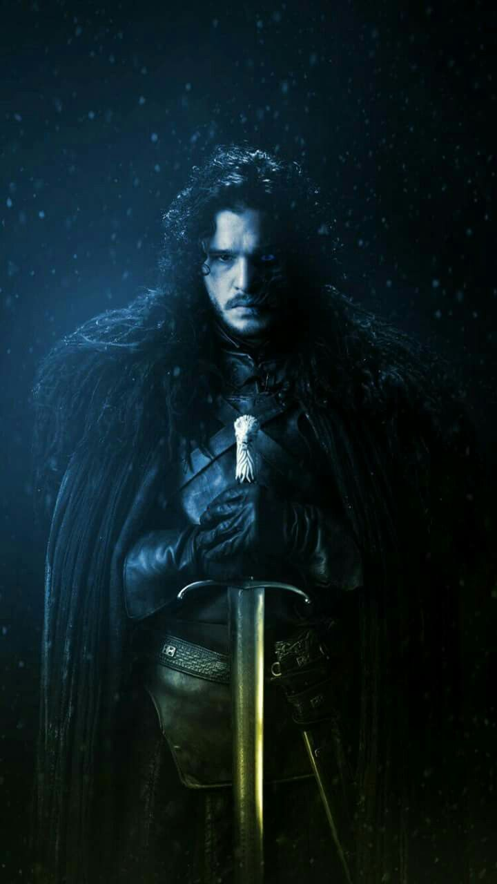 Game Of Thrones Season 7 2017 Jon Snow In 2020 Game Of Thrones Poster Winter Is Coming Wallpaper Jon Snow