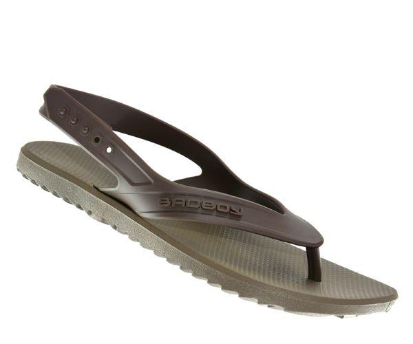 Sandália  Bay Boy 11191 Marrom/Marrom - Via Calçados - Sua loja virtual de tênis, calçados, sapato e sandália