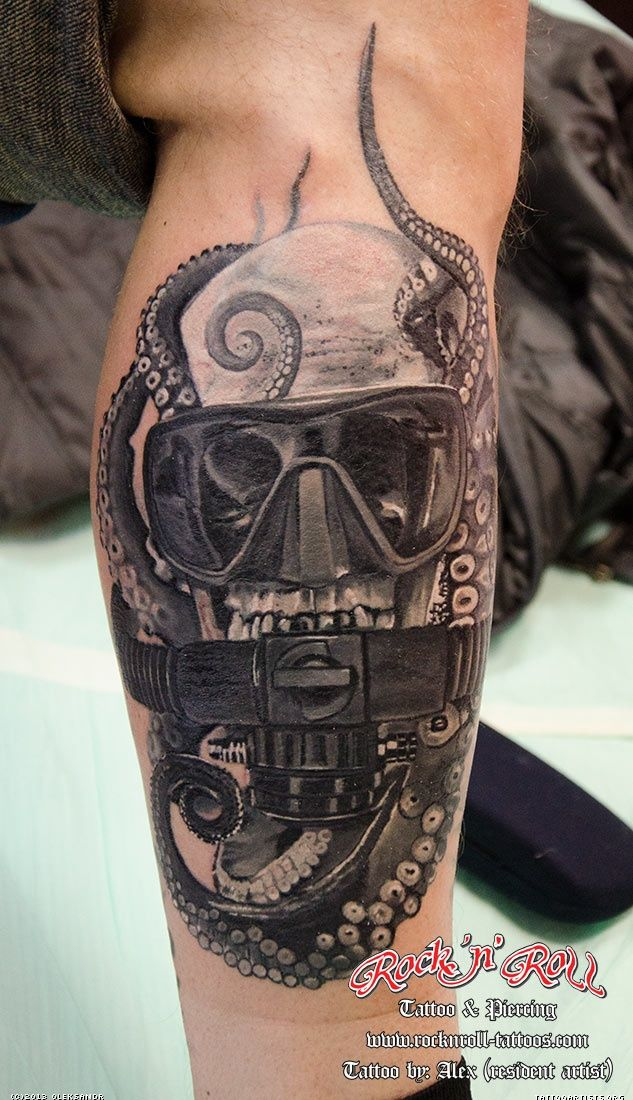diving tattoos - Google keresés