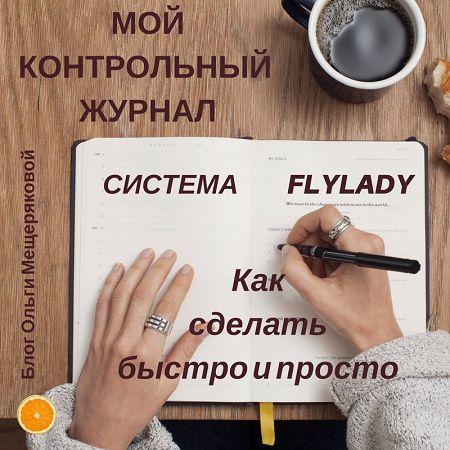 Как составить контрольный журнал флайледи из 4 страниц, 1 блокиреа и 2 карточек для рутин: личный опыт #flylady #флайледи #cleaning #mescher410