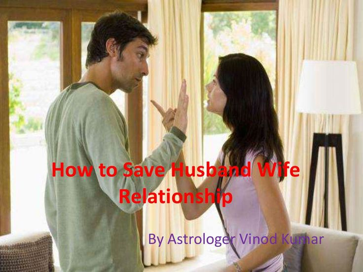 how to solve marriage issues