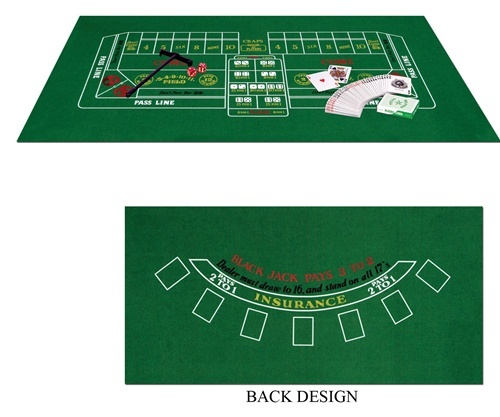 Cool Funny Party Games for my Felt Blackjack and Craps Set