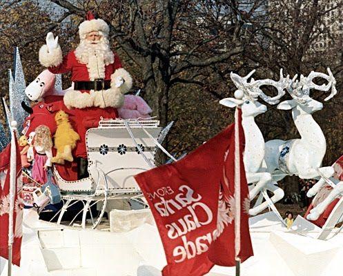 Toronto Santa Claus Parade 1978