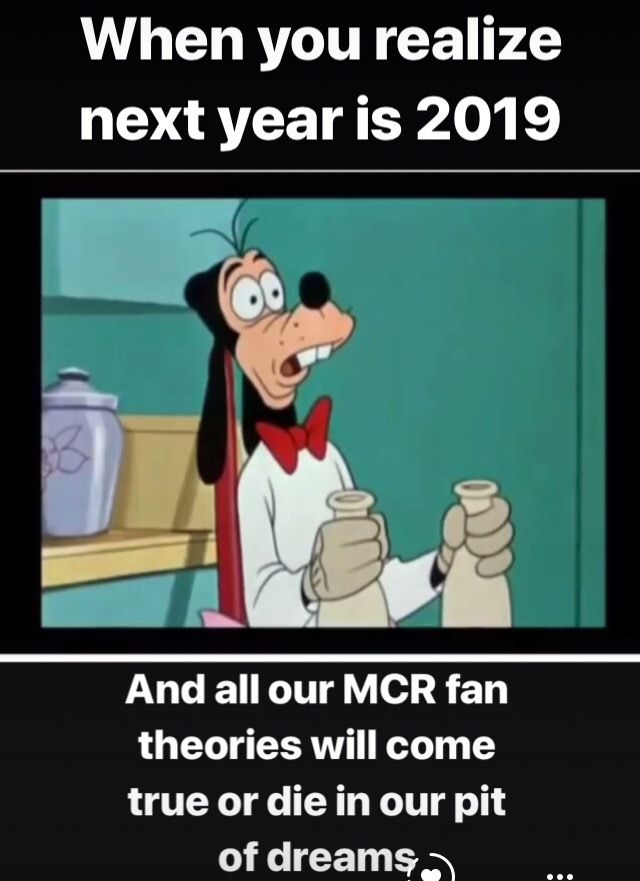 There S Actually A Rally Entertaining Youtube Channel Called 2019 Isn T That Far Away My Chemical Romance Emo Band Memes Emo Music