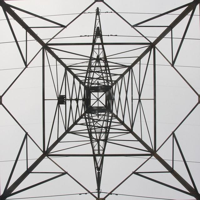 Geometry by David Cory, via Flickr