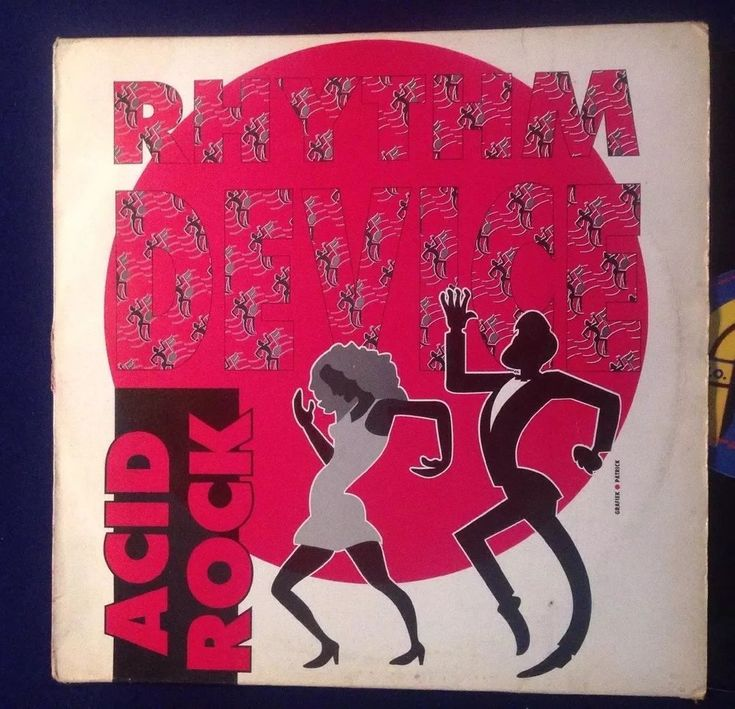 "RHYTHM DEVICE - ACID ROCK 12"" Acidhouse Dance Music Vinyl  | eBay"