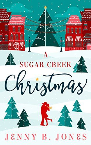 A Sugar Creek Christmas by Jenny B. Jones // quick, fun, clean Christmas romance