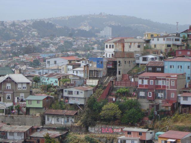 Ascensor La Cruz   Ascensores de Valparaíso
