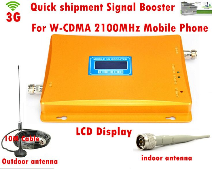 >> Click to Buy << W-CDMA 3G LCD Signal booster ! GSM 2100 Mobile Phone Booster Amplifier 3G GSM Repeater Cellular Signal Booster With 3G antenna #Affiliate