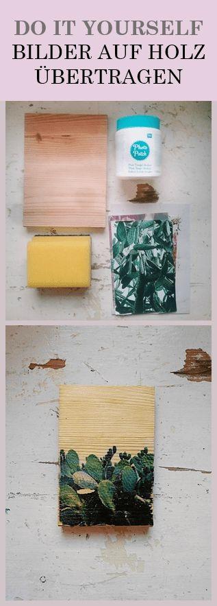 How to: Fotos auf Holz übertragen!  https://juliatothefullest.com/2018/02/21/wie-du-fotos-auf-holz-drucken-kannst/
