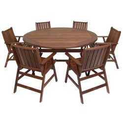 Superior PACIFIC 7PC SETTING 181073/182358   Mitre 10. Outdoor FurnitureDining Table Part 21