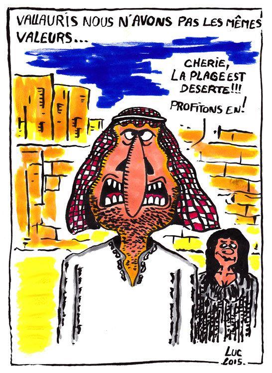 #valauris #prince #saoudien #plageprivatise #scandal #raisondetat #dequisemoqueton