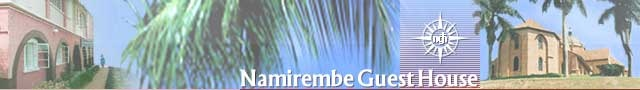 Namirembe Guest House - Kampala