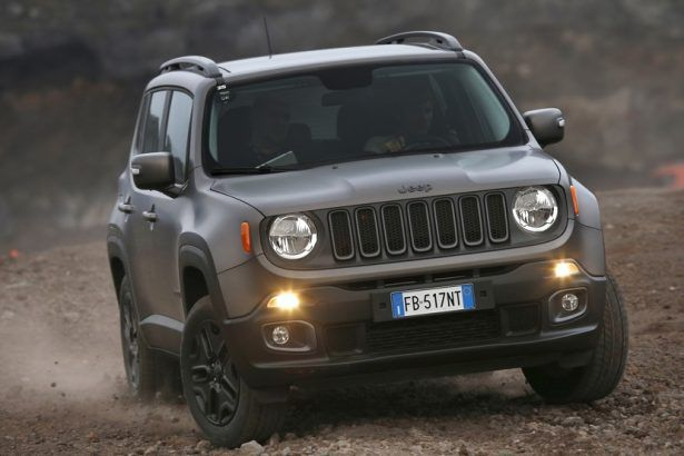 Jeep launches a Renegade diesel in Italy