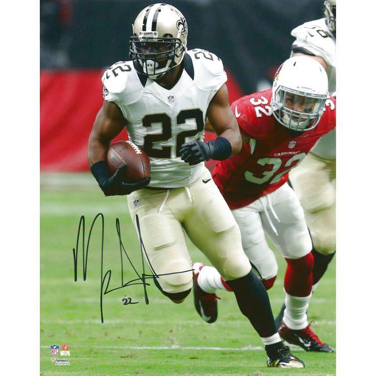 """Mark Ingram New Orleans Saints Fanatics Authentic Autographed 8"""" x 10"""" Run Photograph - $55.99"""