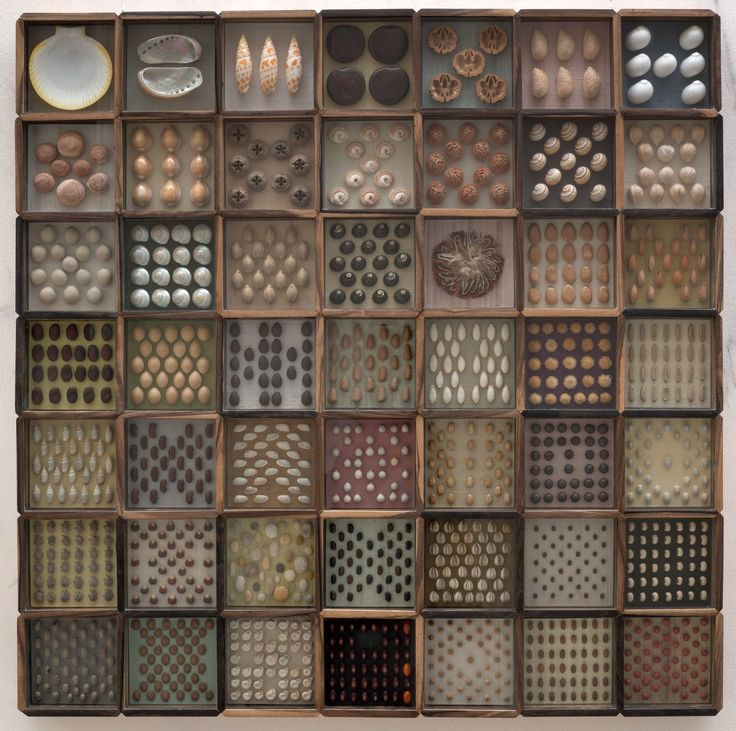 One to Forty-Nine (c. 1968) by Alexander Girard. Gift of theEstate of Xenia S. Miller to the Indianapolis Museum of Art