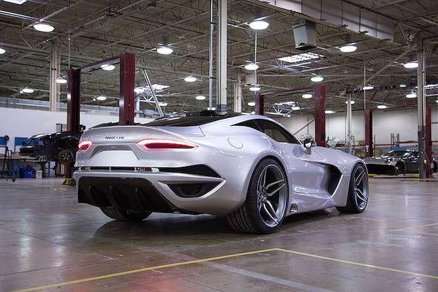Den nye Force skal kun bygges i 50 eksemplarer om året, og prisen på 268.000 dollars er lidt mere end, hvad en Ferrari 488 koster i USA. Foto: PR .. #Forse_1 #sports_cars #cars #biler