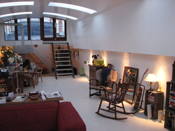 interior barge netherlands - what a best of all ways to live, my mom was born on one and lived there until she was 10