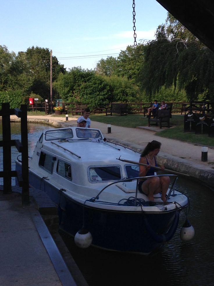 Norman 23ft River Cruiser