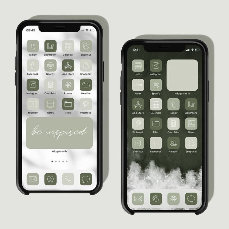 If you have been on the hunt for some awesome app icons that are better on aesthetics, then you have landed on a good webpage. Green App Icons Neutral Green Aesthetic Boho iPhone Covers ...