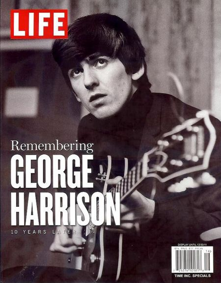 "I miss George.... What a genius! Wrote some of the very best Beatles songs, amazing guitarist, created his own masterpiece album, ""All Things Must Pass""......and let's not forget about The Traveling Wilburys!"