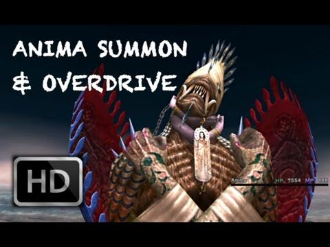Website: http://gam3tube.ga/ This is a High Definition (HD) video that shows Anima aeon's long default summon scene and its Oblivion overdrive attack used ag...