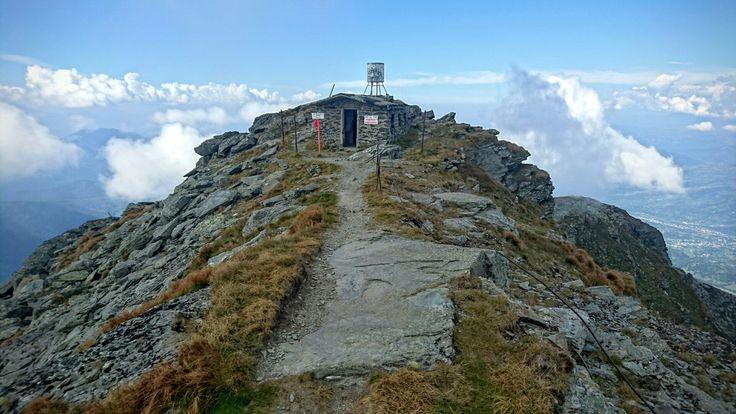 Pietrosu Peak, Rodnei Mountains, Romania, 2303m