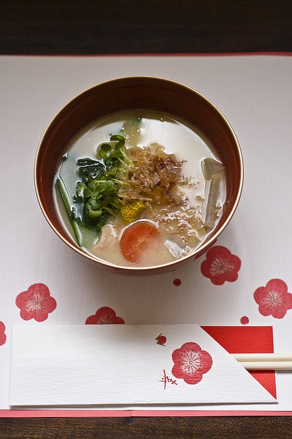 Zoni soup #japan