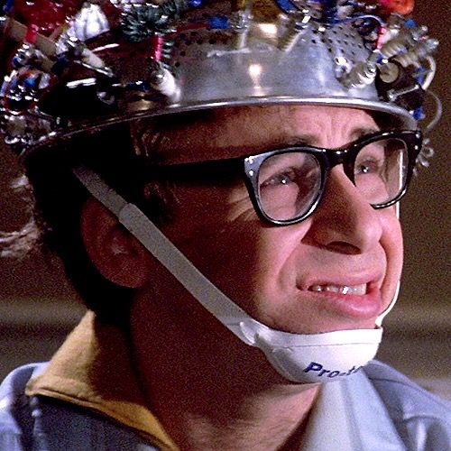 Yes, have some. Rick Moranis in #Ghostbusters (1984).