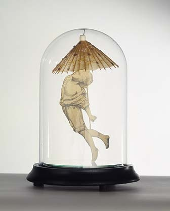 Joseph Cornell, Image of Untitled (Bell Jar Object) Untitled (Bell Jar Object), ca. 1939