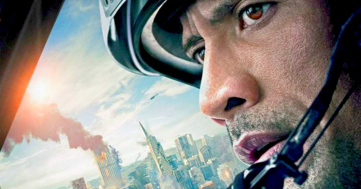 'San Andreas' TV Spot Warns a Monster Earthquake Is Coming! -- The latest look at 'San Andreas' has Paul Giamatti warning of a bigger earthquake as Dwayne Johnson sets out to save people in his helicopter. -- http://www.movieweb.com/san-andreas-movie-tv-spot-poster