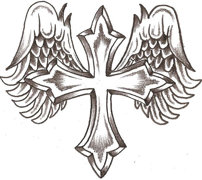 61 best ideas for the house images on pinterest design tattoos large free printable tattoo designs winged cross tattoos for women tattoo designs publicscrutiny Gallery