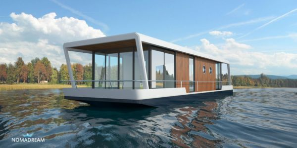 Floating Homes For Sale