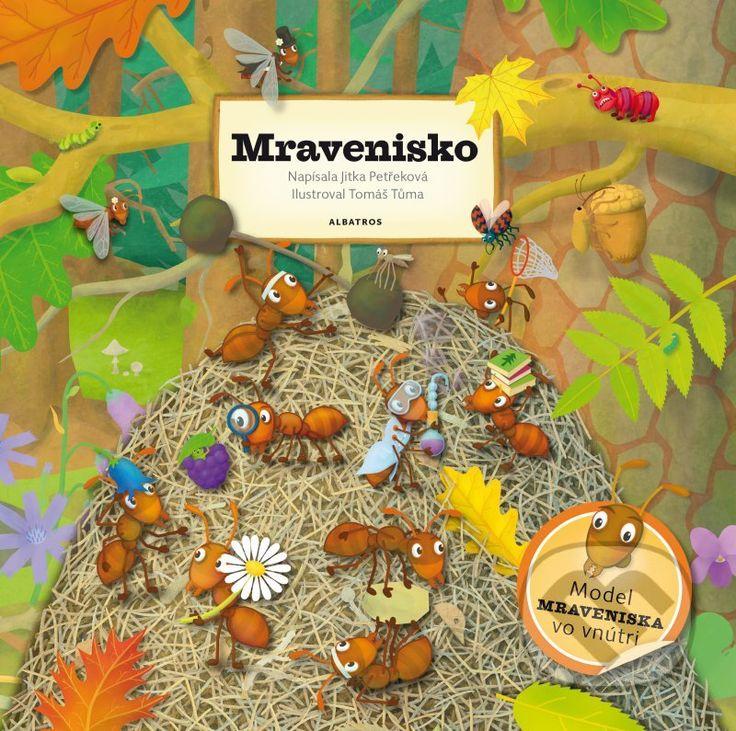 Pozorovali ste niekedy hemženie tisícov mravcov v najbližšom okolí mraveniska a premýšľali, čo sa deje v tej veľkej kope ihličia pri päte statného smreka? Podobné otázky napadajú mnohým z nás, ale nie každý mal príležitosť nazrieť do... (Kniha dostupná na Martinus.sk so zľavou, bežná cena 9,99 €)