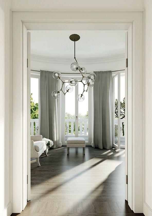 25 best Interior RALF SCHMITZ images on Pinterest Hamburg - elegantes interieur wohnung renovierung london