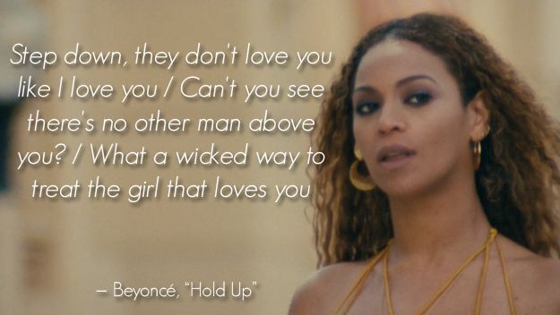 "The Most Emotionally Devastating Lyrics From Beyonce's ""Lemonade"""