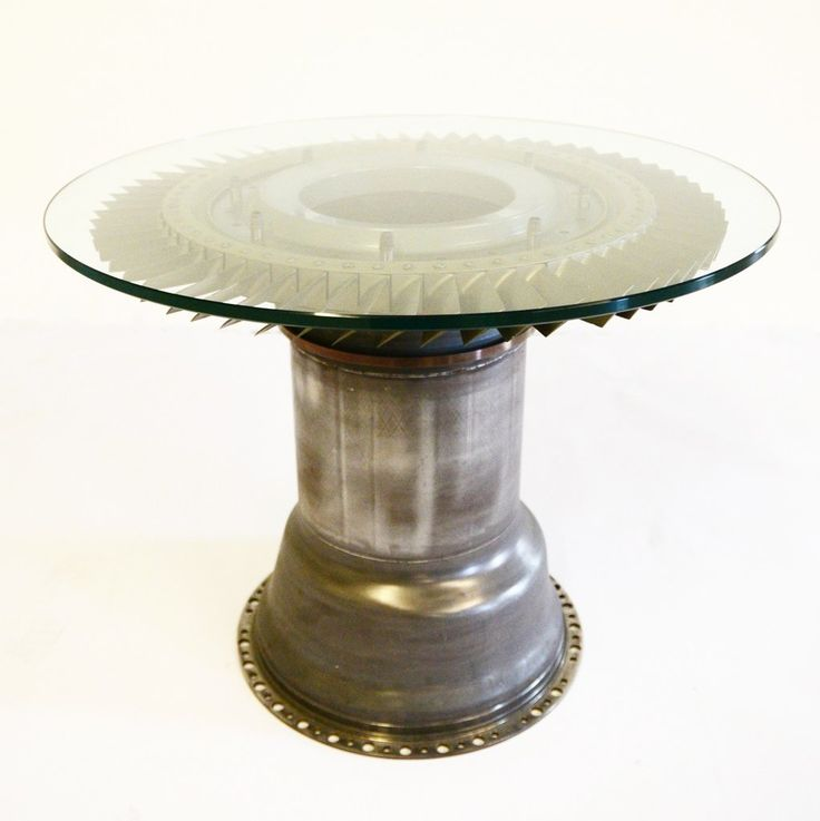 727 Engine Rotor Table – The Boeing Store