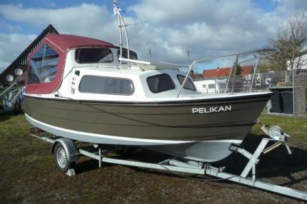 Mayland Fisherman 16,Kajütboot,Angelboot,Motorboot in Kreis Pinneberg - Uetersen   Gebrauchte Boote und Bootszubehör   eBay Kleinanzeigen