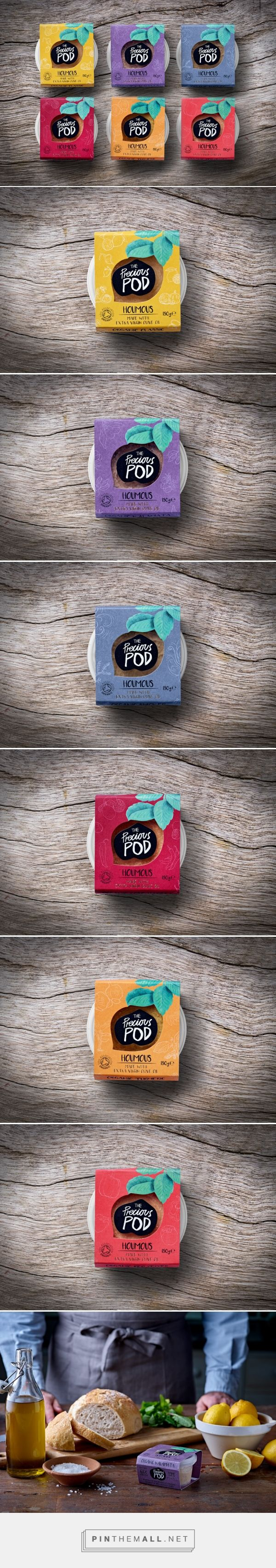 The Precious Pod - Packaging of the World - Creative Package Design Gallery - http://www.packagingoftheworld.com/2017/02/the-precious-pod.html