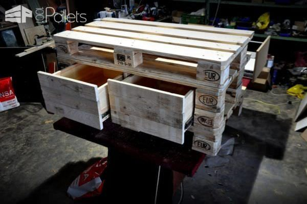 Pallets Commode Pallet Cabinets & Pallet Wardrobes